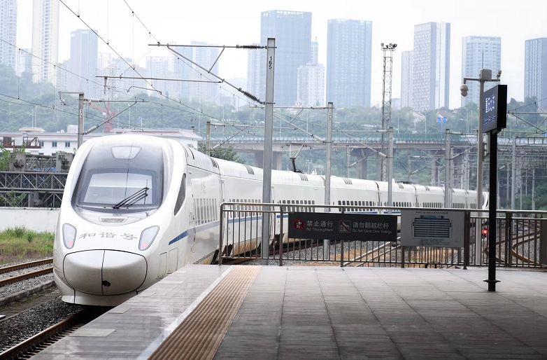 【永川头条】今起,坐高铁可刷脸进站!但还有这些注意事项……_高铁刷脸