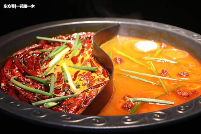 大龙湾,住在观音岩的大可爱~ 吃火锅   锅底是 hin 重要的 锅底1 鲜香