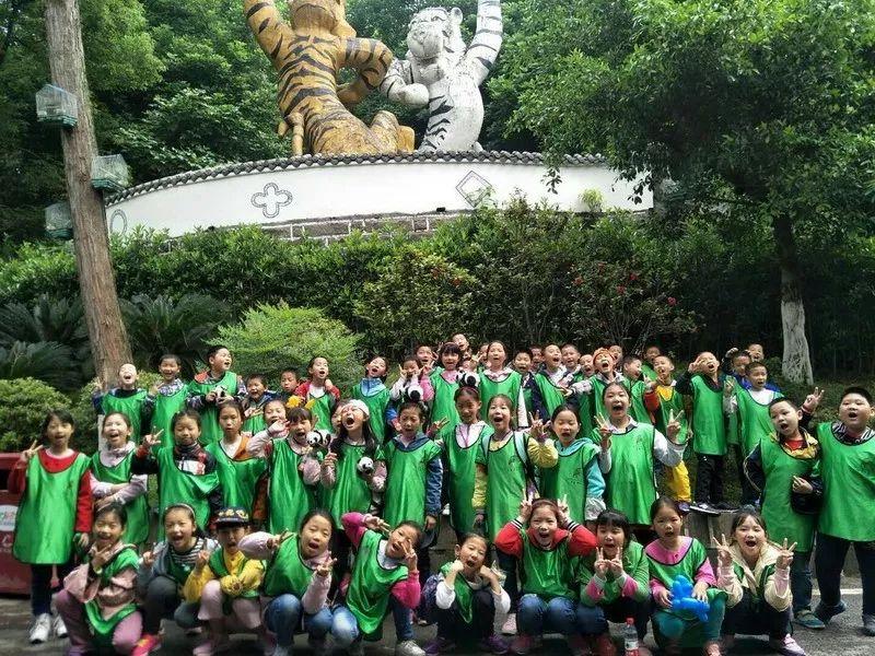石宝风景四月研学v风景,最美的小学在路上!扬州小学向往校长图片