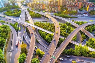 内环快速路西北半环拓宽改造工程年内开工 双向六车道变双向十车道