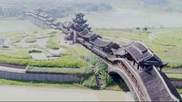 興起于唐興盛于宋 這個古鎮是渝東南地區最富盛名的古鎮之一