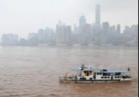 过去一天重庆局部地区大到暴雨 8条河流涨水