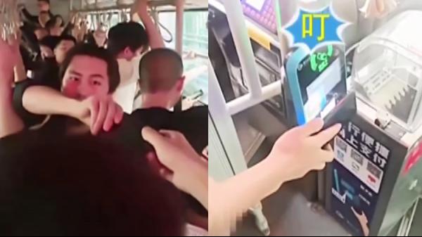 为诚信点赞!重庆市民传递手机扫码视频火了