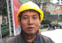 """""""蹦跶民工大叔""""走红后:想上电视唱山歌"""