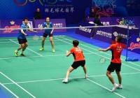 2019重庆国际羽毛球公开赛开赛