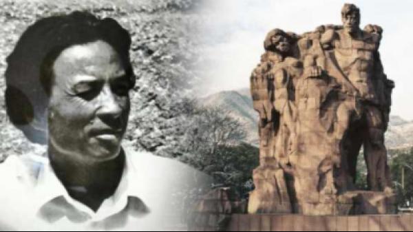 歌乐山烈士群雕历时5年打造 雕塑家回忆当年制作过程