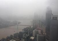 晨间天气丨今日主城阴天 目前8℃左右