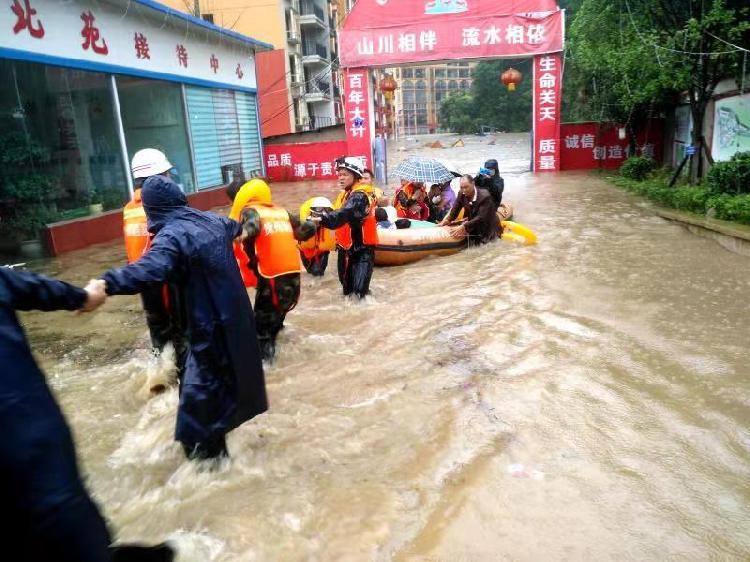 福泉消防:打造让党和人民放心的铁军