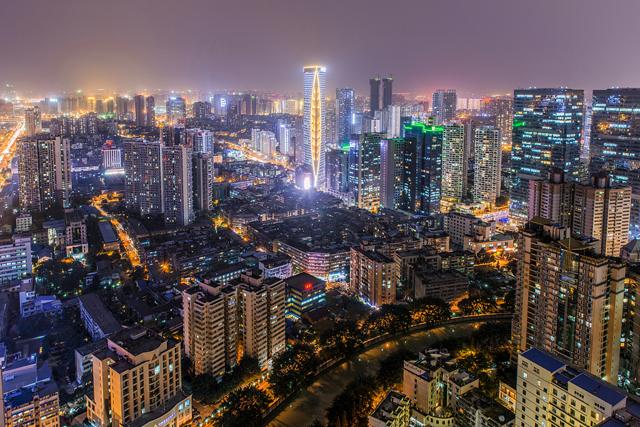 """2019年城市商业魅力排行榜发布 成都连续3年居新一线城市榜首"""""""