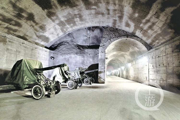 10.816地下核工程:中国三线建设的鸿篇巨制,已解密的世界第一大人工洞体。高建设摄.JPG