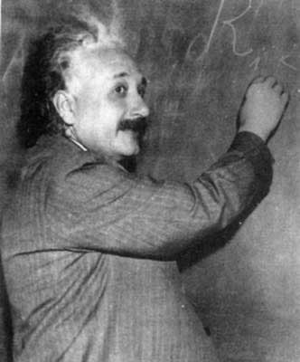 爱因斯坦逝世