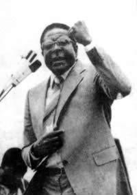 我国与津巴布韦建立外交关系