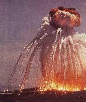 美国大力神火箭发射失败